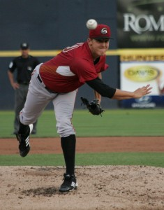 Jameson Taillon struggled with his control tonight, walking four batters in five innings.