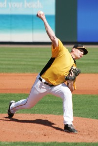 Mark Melancon was one of the main pieces in the Joel Hanrahan trade.