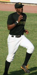 Josh Bell picked up two doubles tonight. (Photo Credit: Tom Bragg)