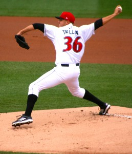 Jameson Taillon struck out nine in his third Triple-A start.